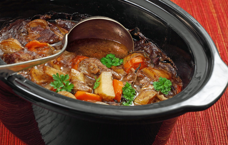 Mixed bag – a Stew Pot for All