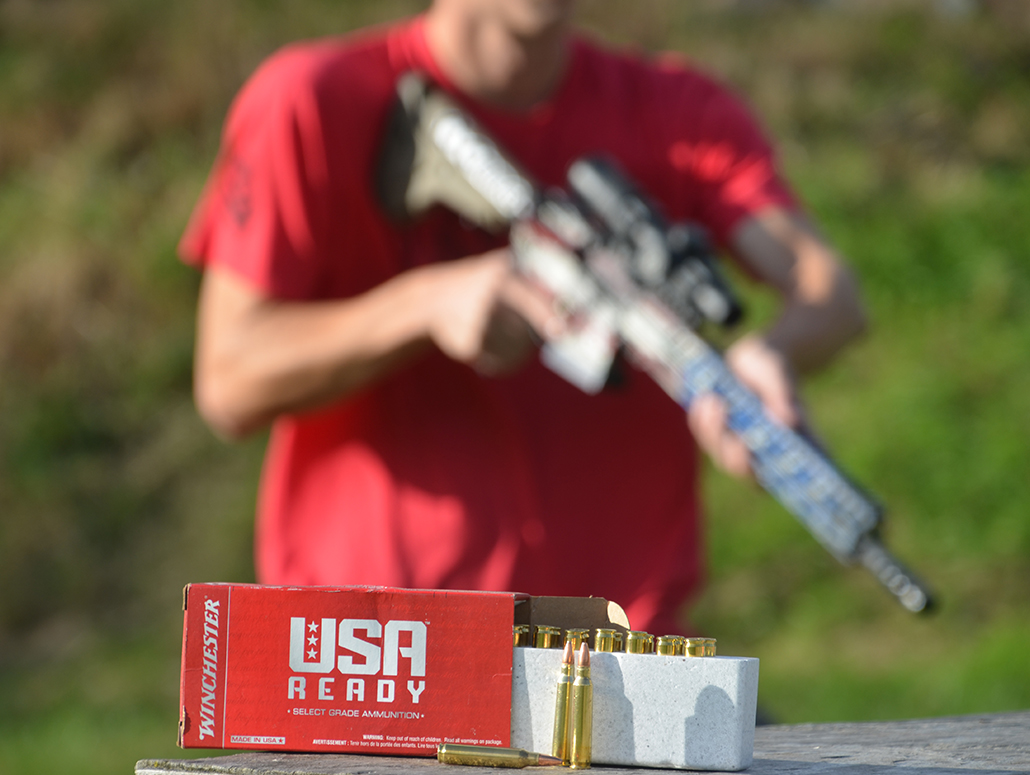 Range-Ready with Winchester's USA Ready