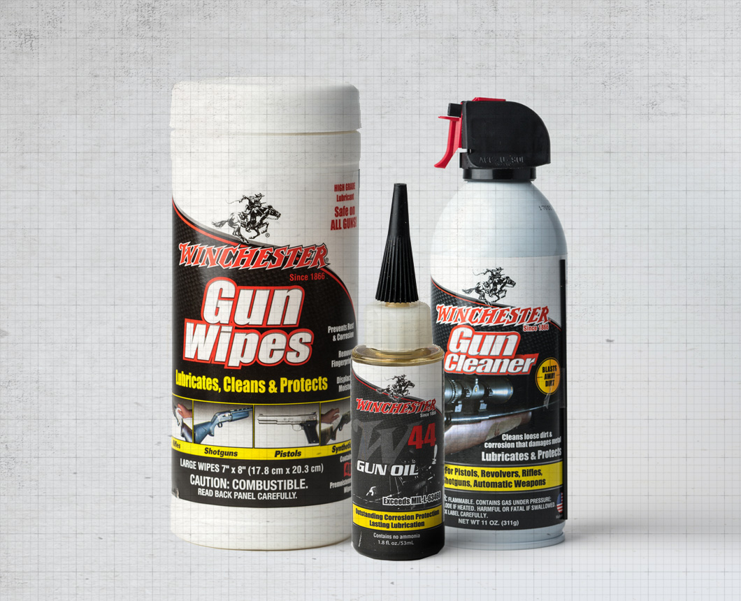 Winchester Gun Care Products
