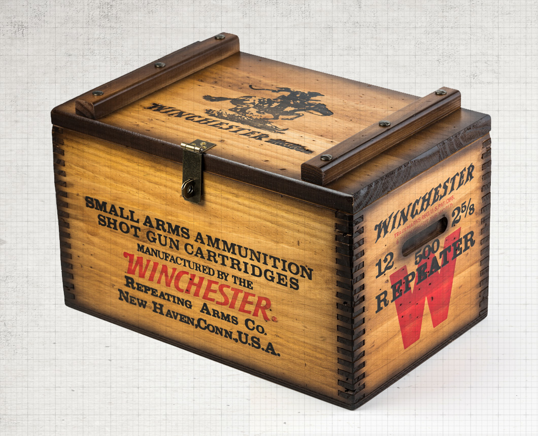 Winchester Wooden Boxes